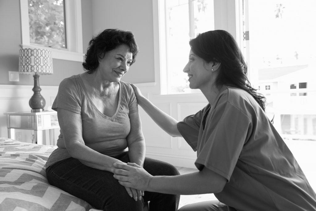 AinaZorg Palliatieve en terminale zorg